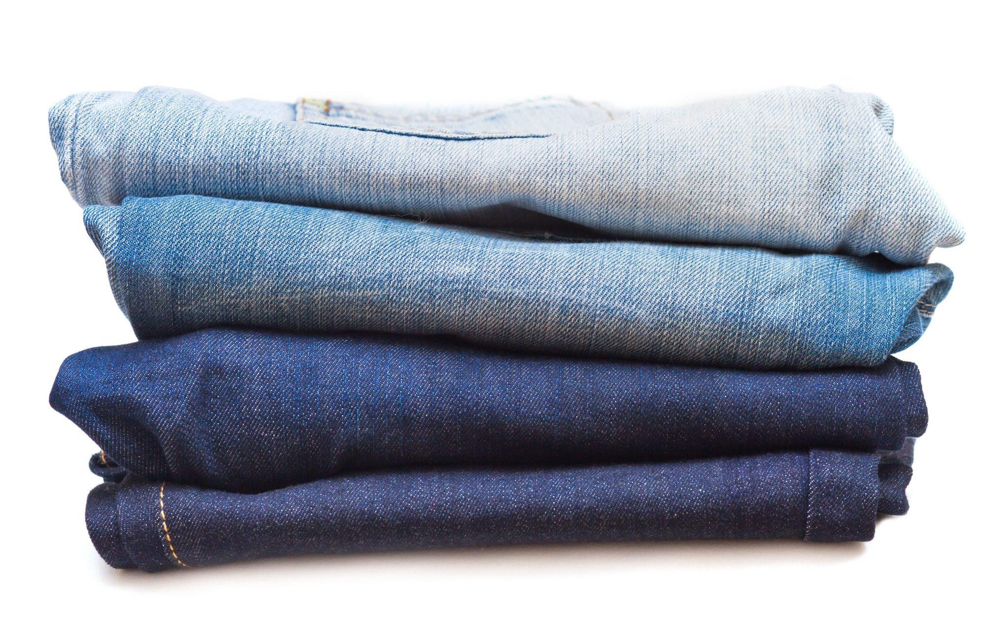 Stack of Jeans. Evgenia Bolyukh/Shutterstock.